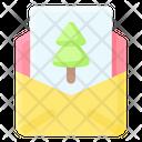 Christmas card Icon