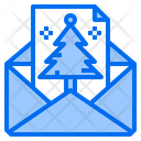 Gift Christmas Mail Icon
