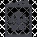 Card Celebration Wishing Icon