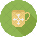Christmas cup Icon