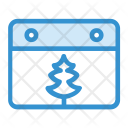 Christmas Day Icon