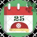 Christmas Day Xmas Icon