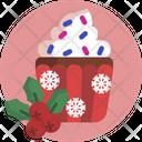Christmas Decoration Celebration Icon