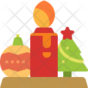 Christmas decoration Icon