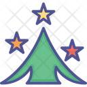 Christmas Decoration Christmas Star Party Decorations Icon