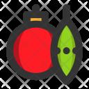 Christmas Decoration Holiday Icon