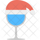 Christmas Drink Holiday Icon