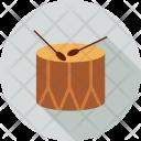 Christmas Drum Icon