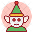 Christmas Elf Icon