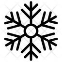 Christmas Snowflake Snowflake Design Snowflake Icon