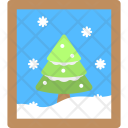 Christmas Frame Icon