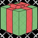 Present Gift Christmas Icon
