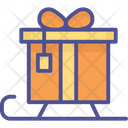 Christmas Gift Gift Box Present Icon