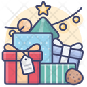 Holiday Gifts Gift Icon