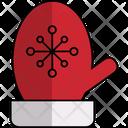 Christmas Gloves Icon