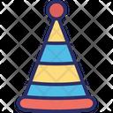 Christmas Christmas Fedora Christmas Hat Icon
