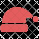 Christmas Hat Santa Icon