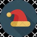 Christmas hat Icon
