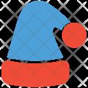 Hat Cap Claus Icon