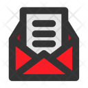Christmas Holiday Mail Icon