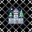 Color Icon Christmas Icon