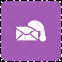 Christmas Invitation Invitation Email Icon