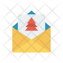 Christmas invitation Icon