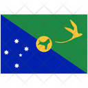 Flag Country Christmas Island Icon