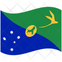 Country Christmas Island National Icon