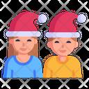 Christmas Kids Icon