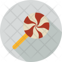 Christmas lollipop Icon