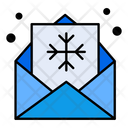 Christmas Mail Icon