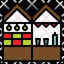 Christmas Markets Festival Icon
