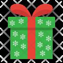 Gift Box Christmas Icon