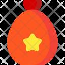 Christmas Sack Gift Icon