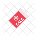 Sale Tag Christmas Icon