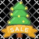 Xmas Sale Christmas Sale Holiday Sale Icon
