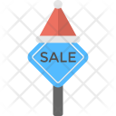 Sale Seasonal Offer Icon