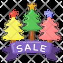 Xmas Sale Christmas Sale Sale Banner Icon