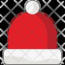 Christmas Santa Hat Santa Hat Hat Icon