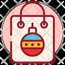 Shopping Bag Tote Bag Handbag Icon