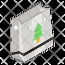 Christmas Shopping Icon