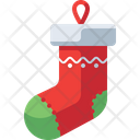 Christmas socks Icon