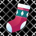 Socks Christmas Icon