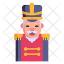 Christmas Soldier Icon