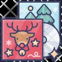 Christmas song Icon