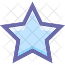 Star Christmas Holiday Icon