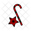 Christmas Stick Icon