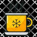 Christmas Tea Icon