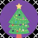 Christmas Decoration Xmas Icon